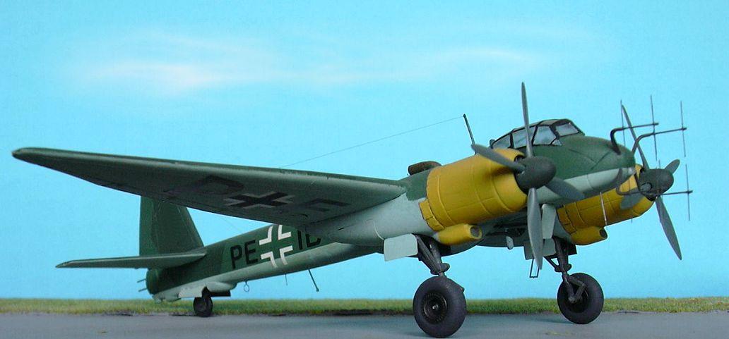 Junkers Ju 388 V 2 St 246 Rtebeker