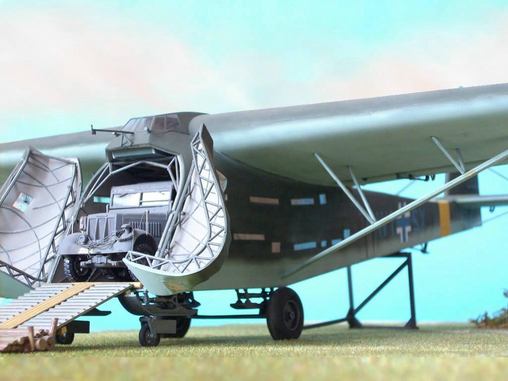 Messerschmitt Me 321 Gigant