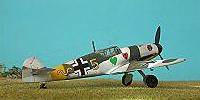 click here to get the full-size Messerschmitt Bf 109 F-2