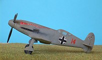 click here to get the full-size Messerschmitt Bf 209 V-4